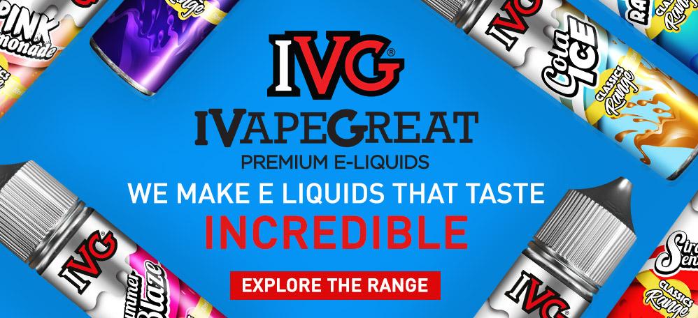 IVG Premium E-Liquid