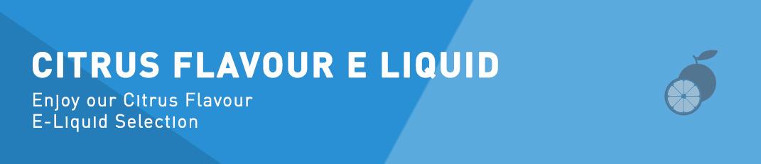 Citrus Flavour E-Liquid