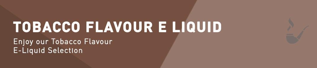 Tobacco Flavour E-Liquid