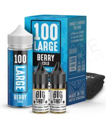 Berry Cold E-Liquid by 100 Large