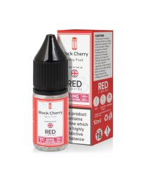 Black Cherry E-Liquid by Red Liquid 40/60