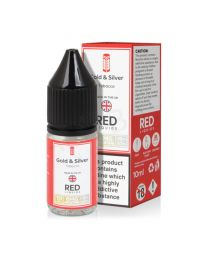 Gold & Silver E-Liquid by Red Liquid 40/60