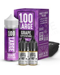 Grape Expectations E-Liquid by 100 Large