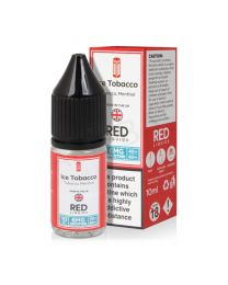 Ice Tobacco E-Liquid by Red Liquid 40/60