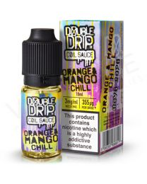 Orange Mango Chill E-Liquid by Double Drip
