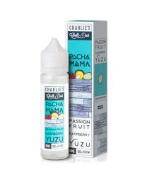 Passionfruit, Raspberry and Yuzu E-Liquid by Pacha Mama 50ml