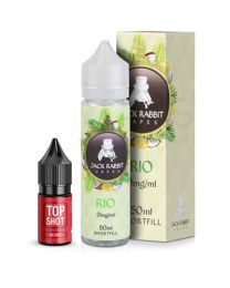 Rio E-Liquid by Jack Rabbit 50ml
