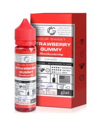 Strawberry Gummy E-Liquid by Glas Basix 50ml