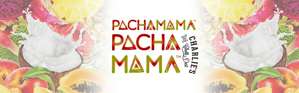 Pacha Mama E-Liquid by Charlie's Chalk Dust – Fruity Flavour Fusions!