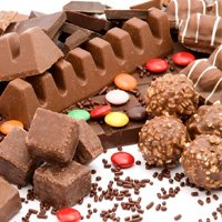 Sweets and Chocolate Flavour E Liquids