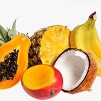 Tropical Fruits Flavoured E Liquids
