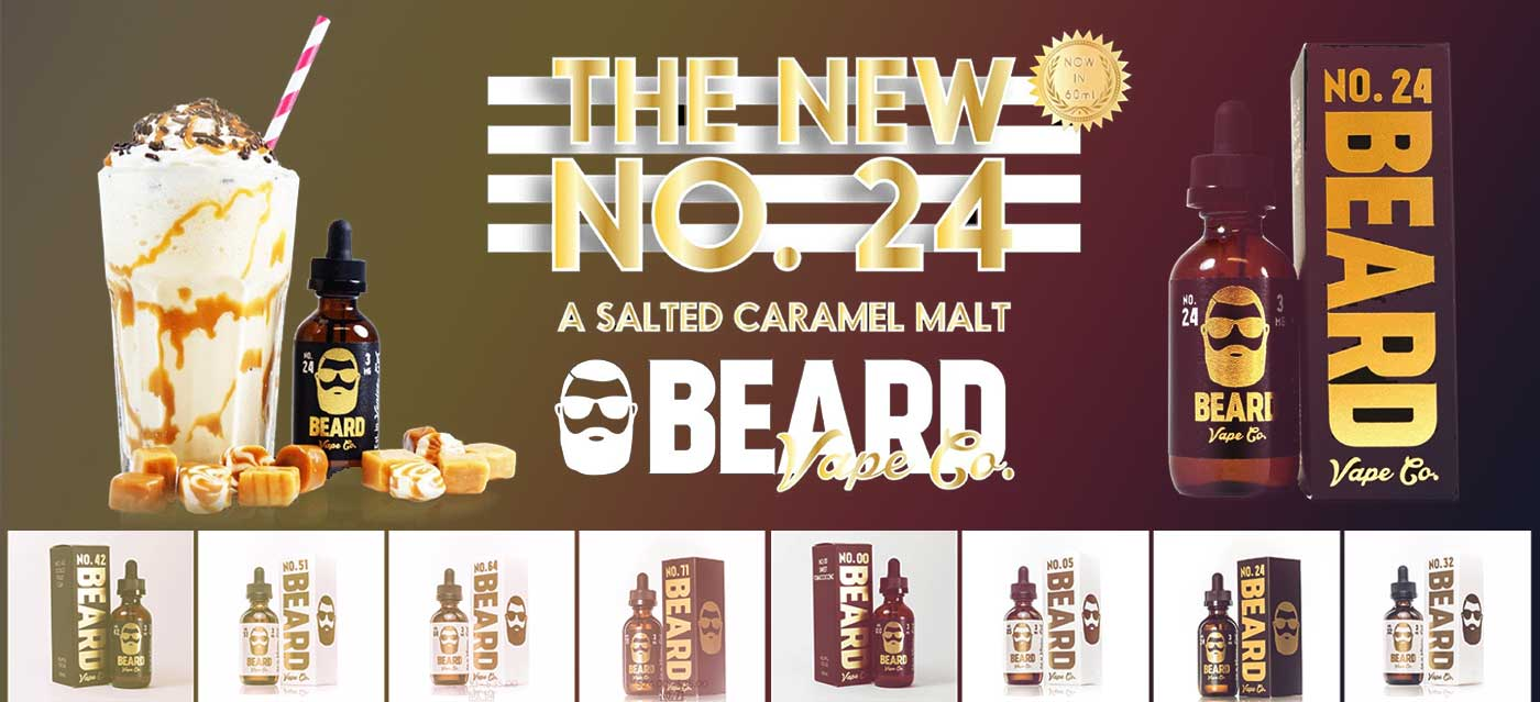 Beard Vape eLiquid