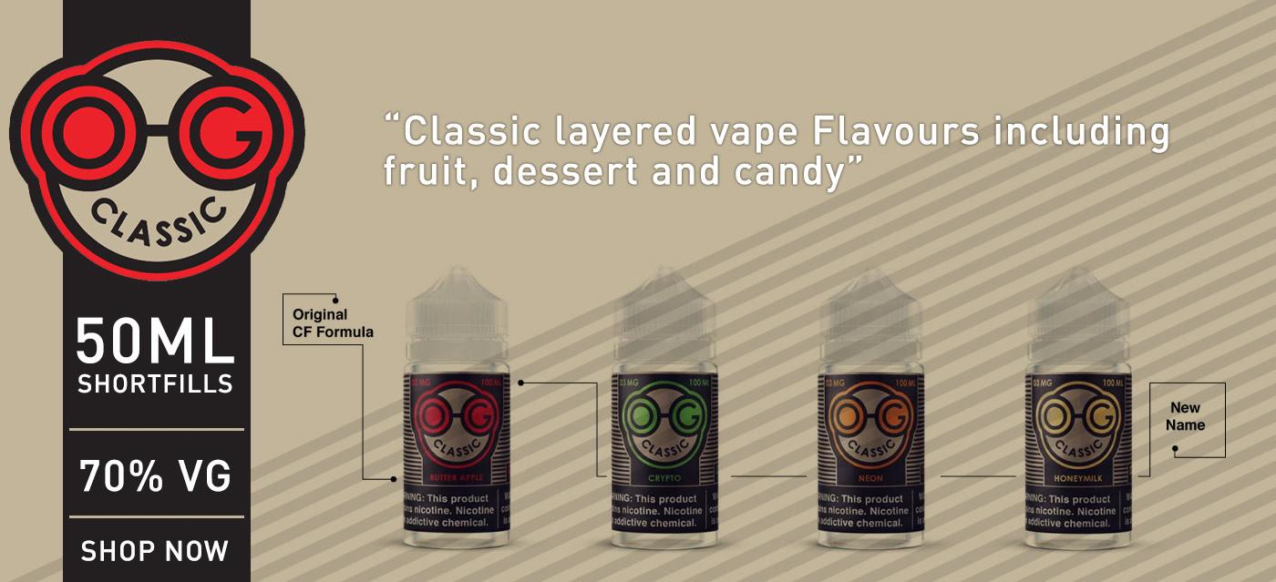 OG Classics E-Liquid