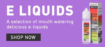 Shop All E-Liquids